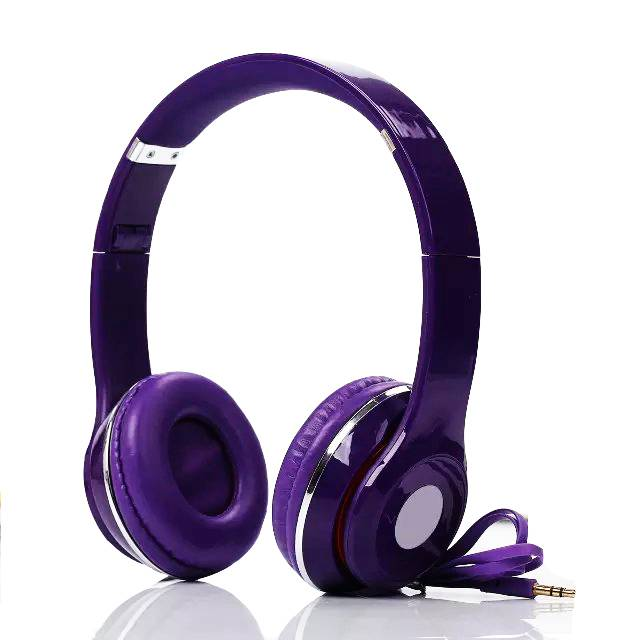 Newest fashion headphone for MP3promotion