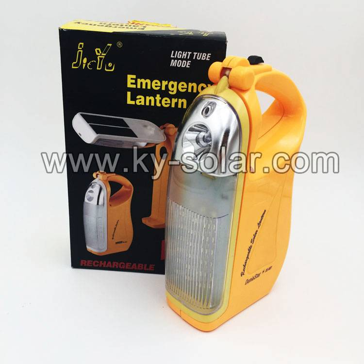 Outdoor Lighting long time solar panel solar emergency light