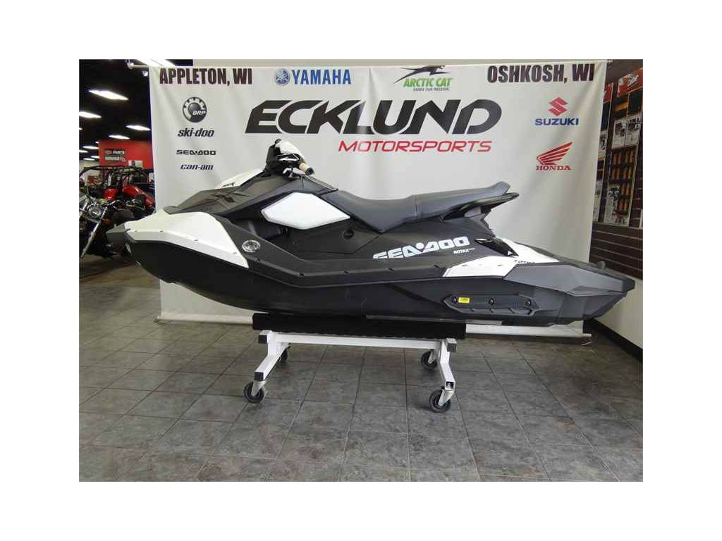 2017 SEA-DOO SPARK 3UP CONV VANILLA Three Seater Jet Ski