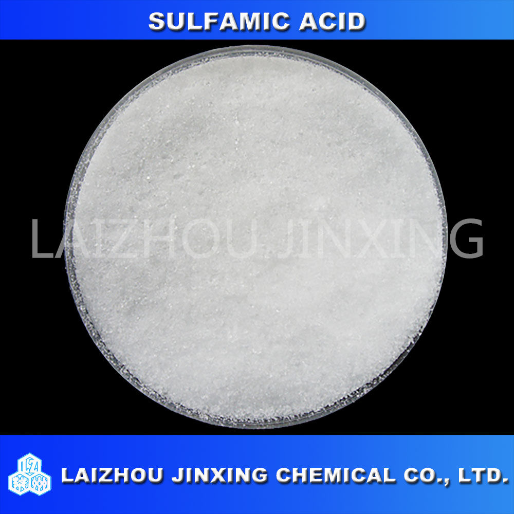 Sulfamic Acid Crystals 99.5% High Purity Industrial Grade Cleaning Agent Boiler Compound