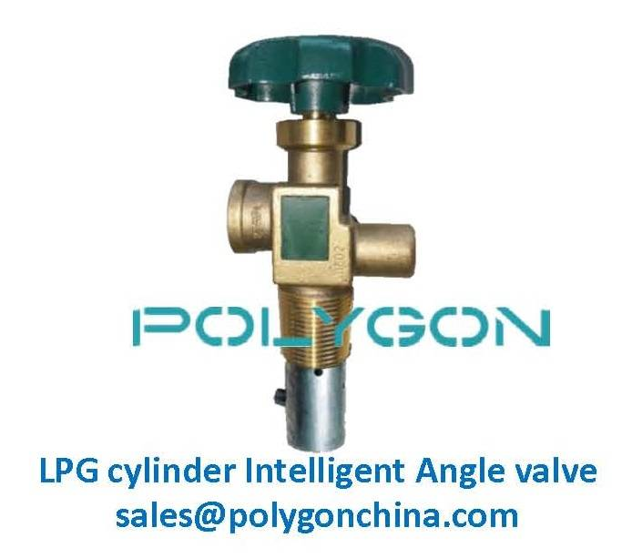 LPG intelligent valves