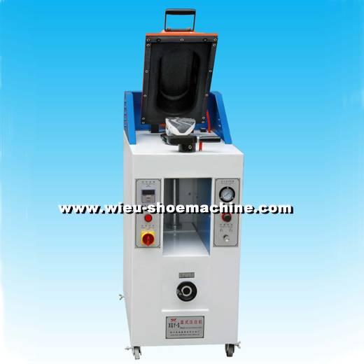 Xx0158 Pneumatic Cover Type Shoe Compression Machine-Single Tank