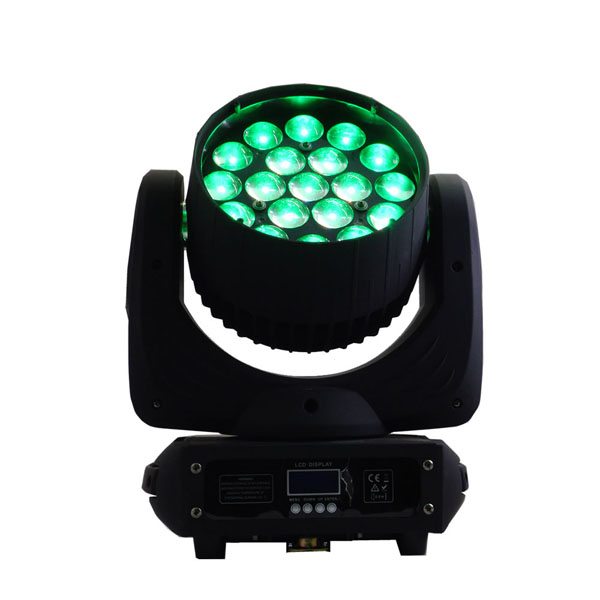Zoom LED Moving Head Beam Wash 1912w rgbw 4in1