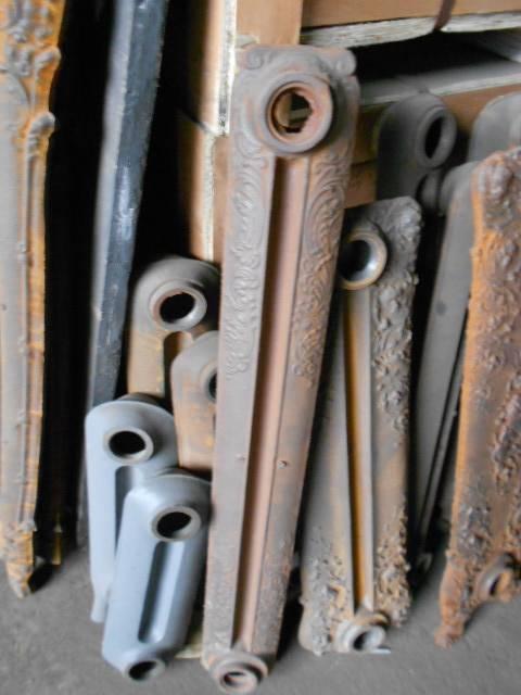 cast iron radiators to Europe market