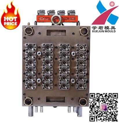 hot sale latest design taizhou pet injection preform mould