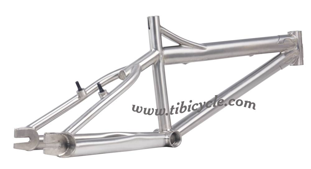 BMX Titanium Bicycle Frame HLB001