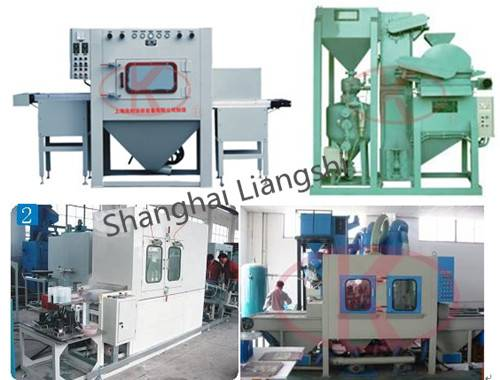 Automatic Sand Blasting Equipment