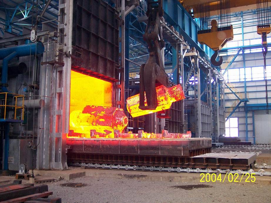 Custom Industrial Furnace
