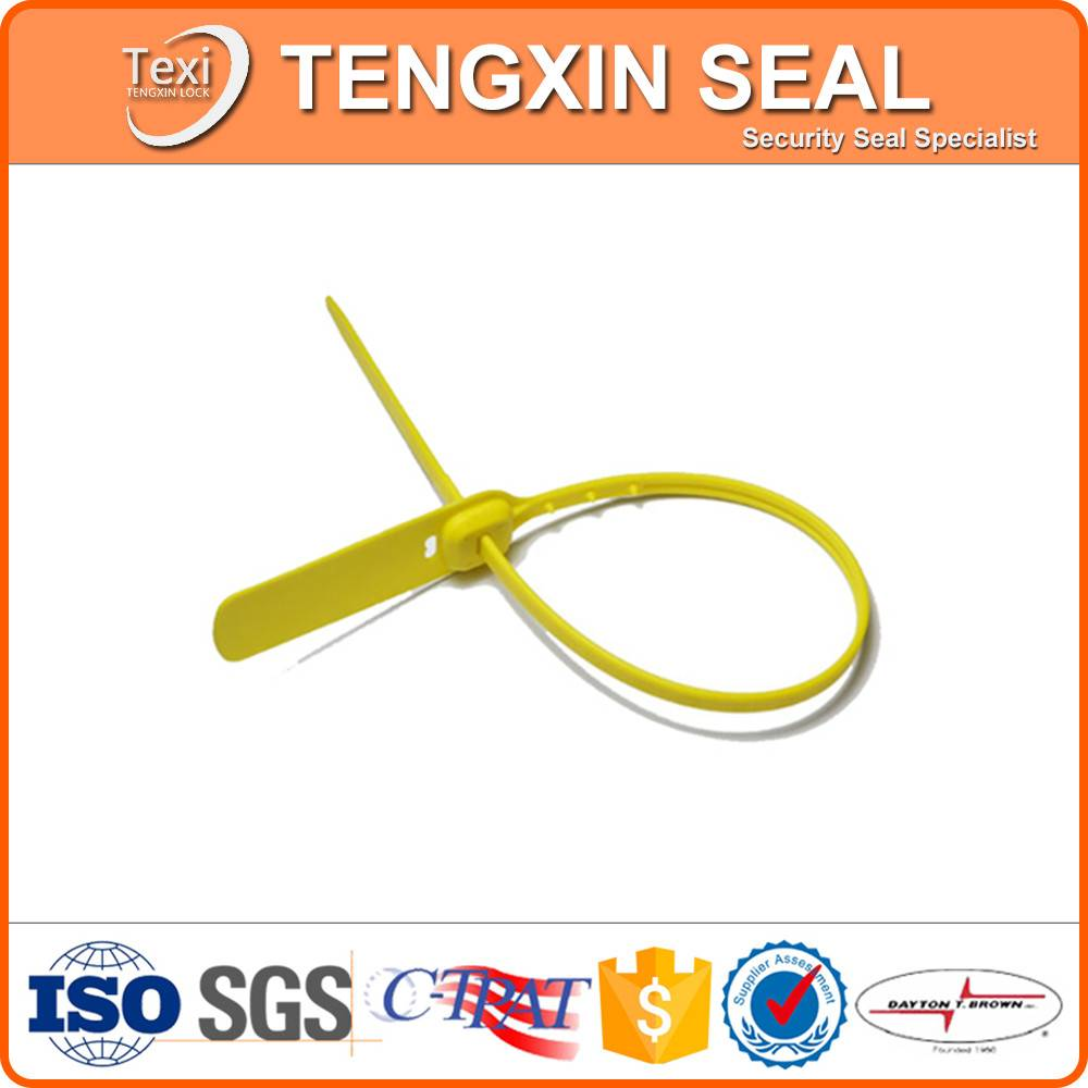 plastic pull tight security seal