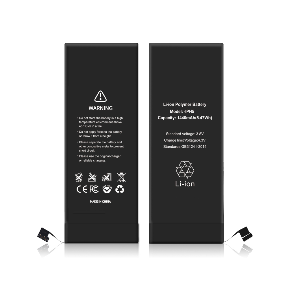 CE FCC ROHS UN38.3 super capacity 3300mAh mobile phone battery for iphone 5/5s/6/6s/6plus/6s plus