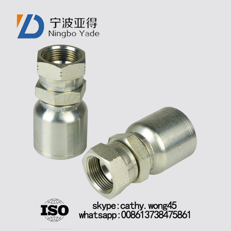 stainless steel one piece fittings