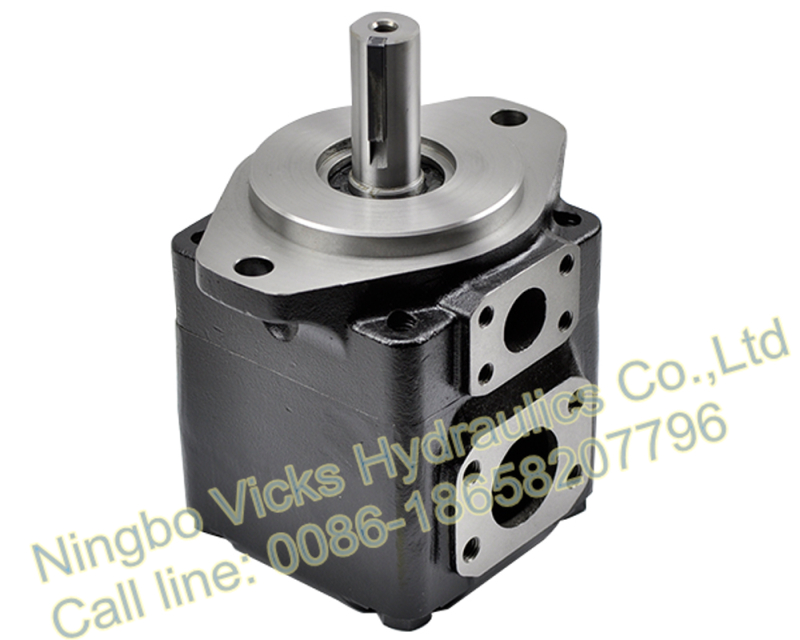 Vicks Hydraulic Vane Pump T6 Denison Single Pump