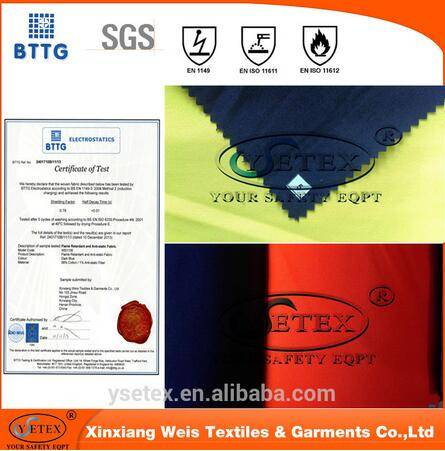 10*10 80*46 high visibility fabric manufacturer