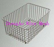 produce various styles of stainless steel disinfection basket