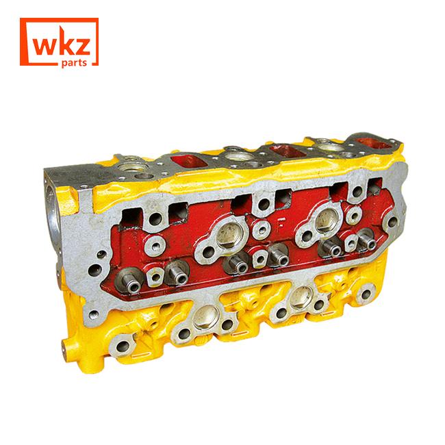 183-8171 E3066 E320C Diesel Engine S6K Cylinder Head 34301-01050