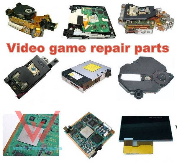 Video Game Accessories and Repair Parts