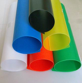 Wholesale PP/PVC/PET multifunction hard plastic sheet rolls