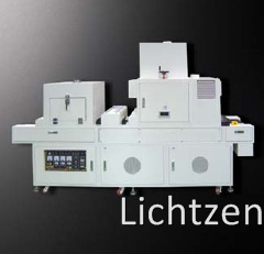 UV curing + IR drying machine