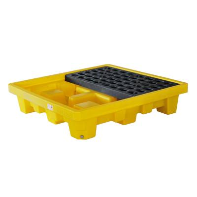 Poly Spill Pallet(4 Drum),SYSBEL