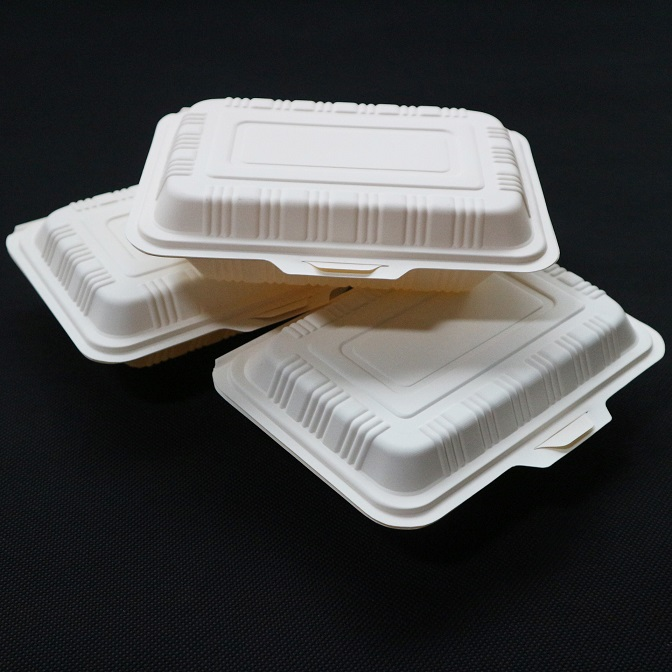Cornstarch Material Food Use Biodegradable Disposable Tableware