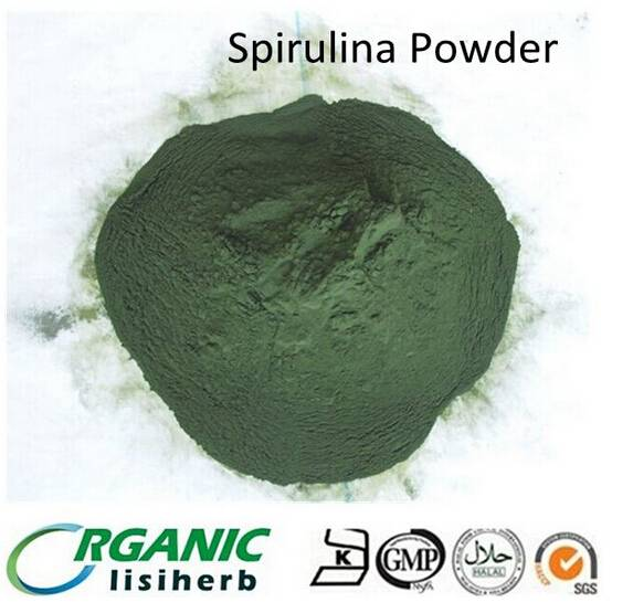 100% pure organic spirulina powder/ tablets