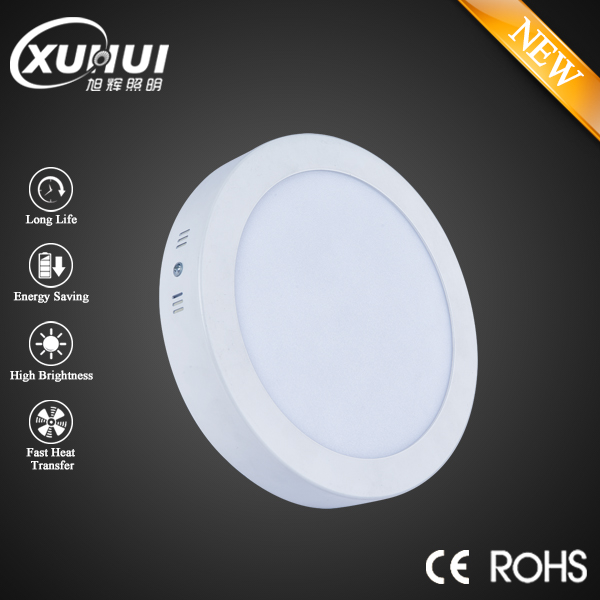 2017 led surface panel light 24W led light panel round led ceiling lamp