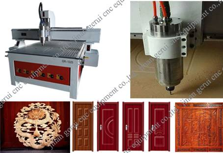 GR-1224 woodworking CNC engraving machinery