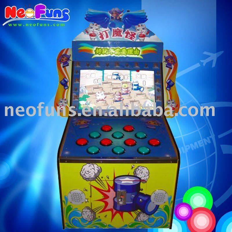 Hit Familiar game machine