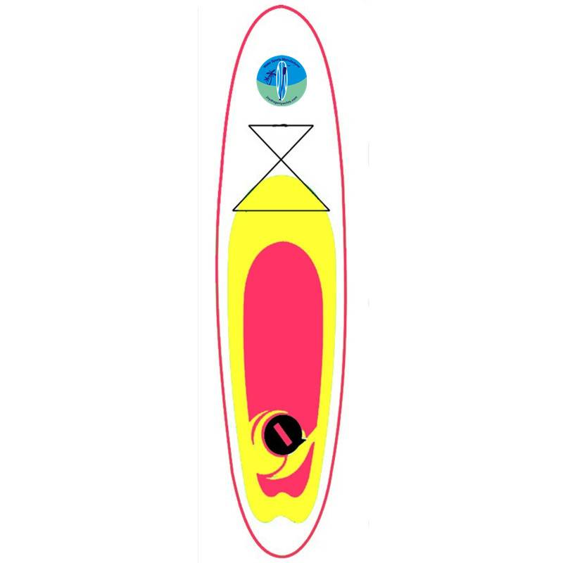 joy dragon New Design PVC inflatable sup board