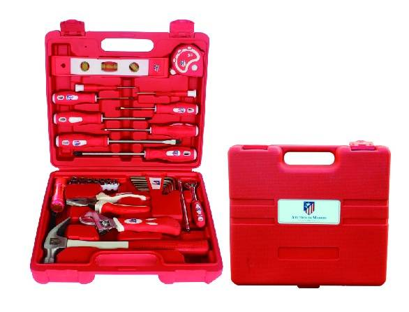 30PCS Mini Hand Tool Set with Pliers for Promotion