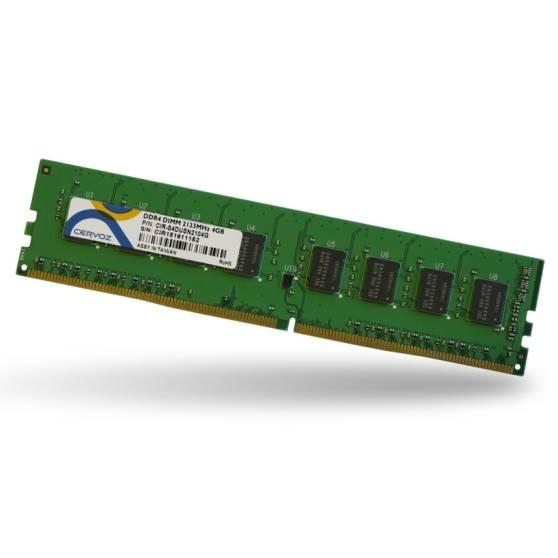 DDR4 DIMM 2400MHz 16GB