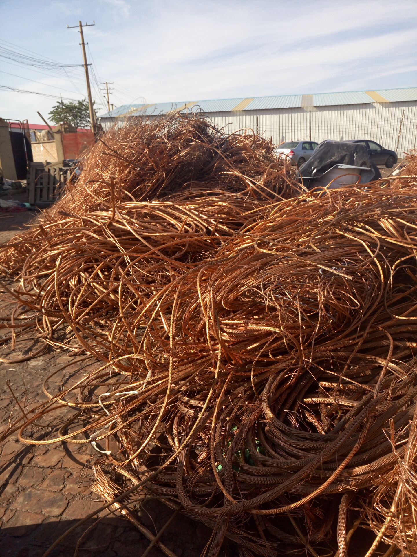 Competitive Price Copper Wire Scrap