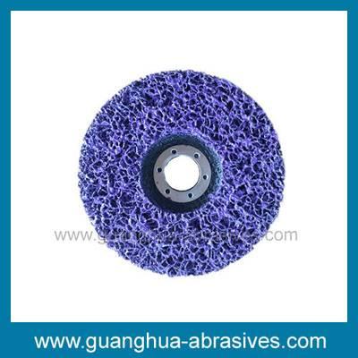 Purple Strip and Clean Disc