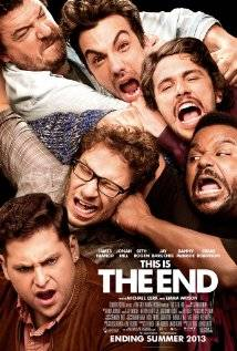 This Is the End dvd movies