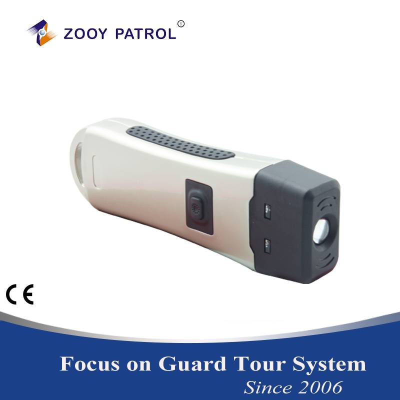 ZOOY Z-6200E Guard Patrol System with LED Torch Lighting Wholesaler Exporter