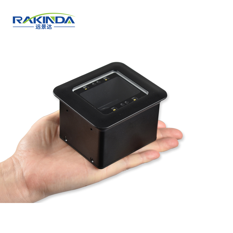 RD4500R High quality USB 2D Fixed Mount Terminal With Barcode Scanner Module For Kiosk or Turnstile