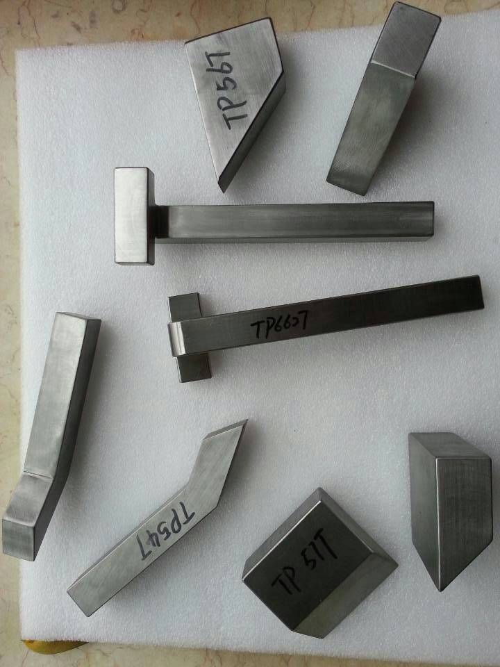 tungsten heavy alloy bucking bars