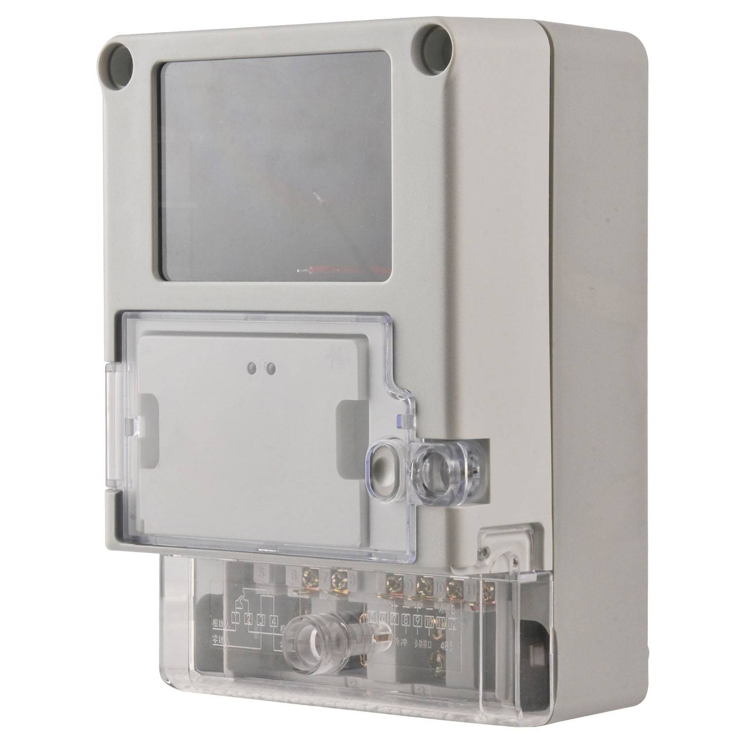 Single -phase Electric Meter Case 2060-3