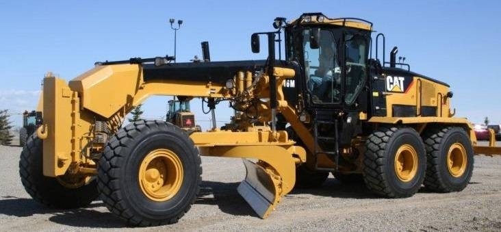 new unused CAT motorgrader 16M i260002 EIJH qm40122