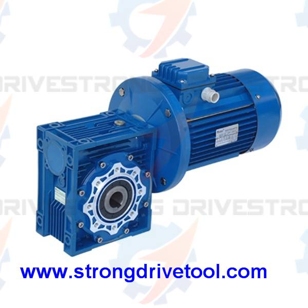 RV series Aluminum Case worm gearbox