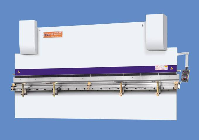 WC67K Series of CNC Press Brake Machine