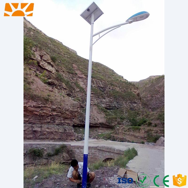 CE RoHS SGS IP65 High Power Energy LED Price List Solar Street Light