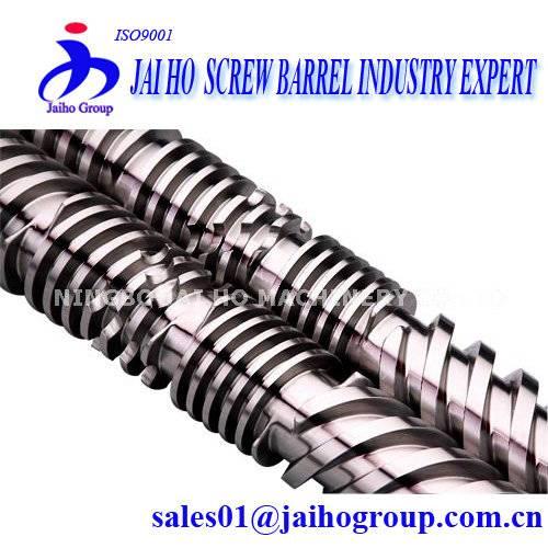 Extruder Machine Screw and Barrel