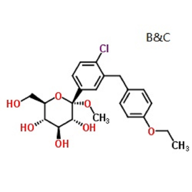 Canagliflozin Intermediates (cas 714269-57-5)
