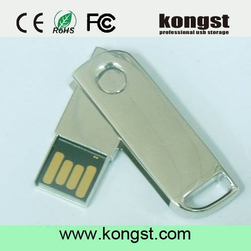 USB 3.0 Large capacity Metal USB flash drive with laser custom logo