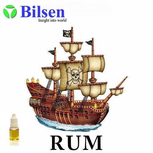 E-Cig Natural Powder Rum E-Liquid 10ml/20ml/50ml