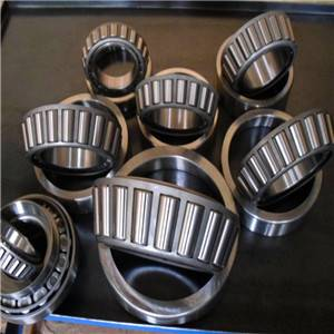 ISO approved tapred roller bearing