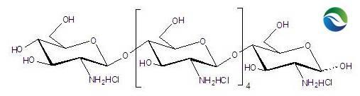 CAS 41708-95-6 Chitohexaose Hexahydrochloride
