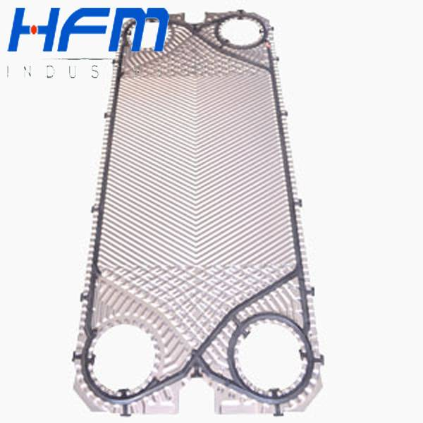 Plate & Frame Heat Exchangers for the commercial HVAC, industrial, power and process markets