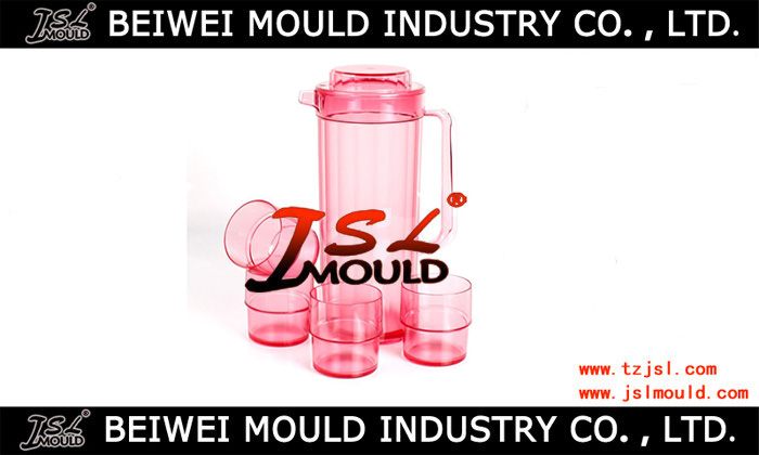 OEM plastic cup sets water jug injection mold